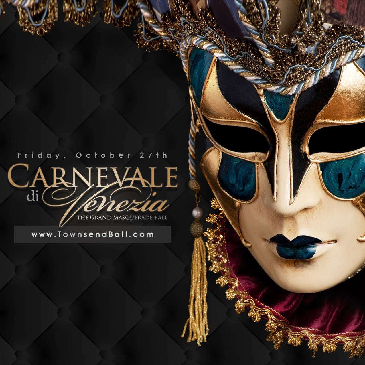 Carnevale di Venezia | The Grand Masquerade Ball 2017